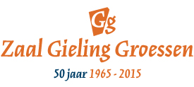 logo van Zaal Gieling Groessen